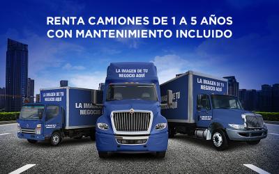 La Renta de Camiones a Largo Plazo Gana Terreno entre los Empresarios Mexicanos